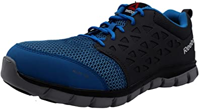 Reebok Athletic Oxford Walking Shoes for Concrete