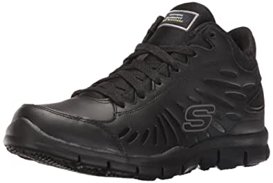 Skechers Work Eldred Shoes for Standing and Walking