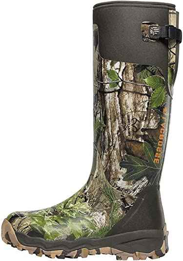 LaCrosse Alphaburly Pro Cold Weather Hunting Boot