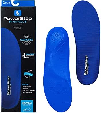 Powerstep Pinnacle Shoe Inserts