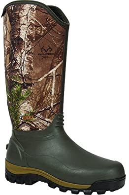 Rocky Men's Mid Calf Cold Weather Hunting Boots