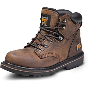 Timberland PRO Steel-Toe Boot Shoes