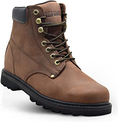"""Ever Boots """"Ultra Dry"""" Comfortable Work Boots"""