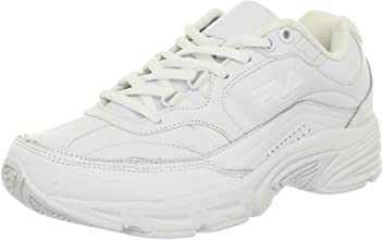 Fila Memory Slip Resistant Work Shoes