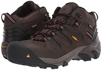 Keen Utility Lansing Slip-On Work Boots