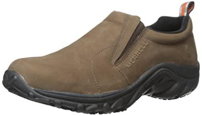 Merrell Jungle Moc Slip-On Work Shoes
