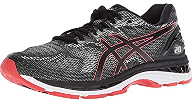 Asics Gel Nimbus 20 Trail Running Back Pain Shoes