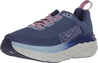 Hoka One One Bondi 6 Running Shoes for Back Pain