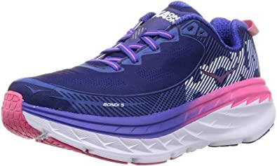 Hoka One One Bondi 5 Running Shoes for Morton's Neuroma