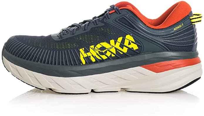 Hoka One One Bondi 7 Long-Distance Running Shoes