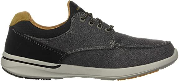 Skechers Fit-elent-mosen Boat Shoe