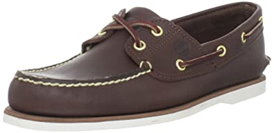 Timberland Classic 2-Eye Water Boating Shoes