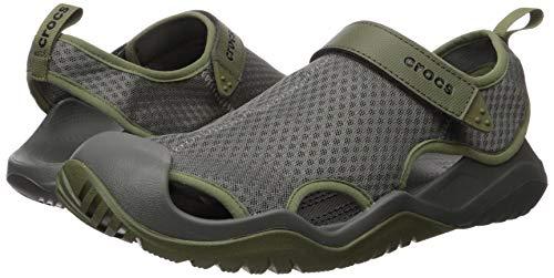 Crocs Swiftwater Deck Fishing Sport Shoes