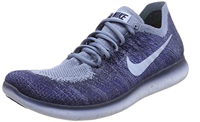 Nike Free RN Flyknit Long-Distance Walking Shoe