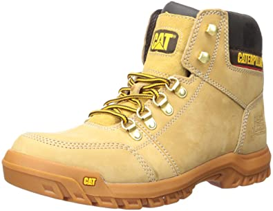 Caterpillar Outline ST Work Boots for Construction