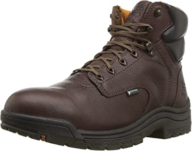 Timberland Pro Titan Safety-Toe Industrial Work Boot