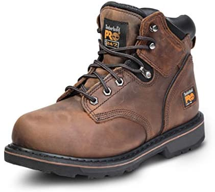 Timberland Pro Pit Boss Steel Toe Construction Shoes
